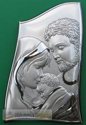 Obrazek srebrny v180123l święta rodzina