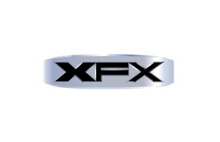 Xfx 850w full modular 80+ titanium, 8x peg, 135mm