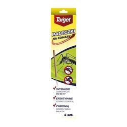 Pałeczki na komary – 4 szt. target