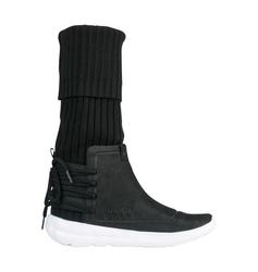 Buty lifestyle damskie ua slouch boot - czarny