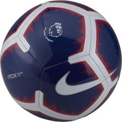 Piłka nożna nike pitch-fa18 sc3597-455 biało-granatowo-czerwona