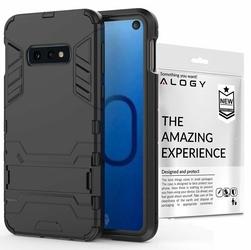 Etui Alogy Stand Armor do Samsung Galaxy S10e czarne