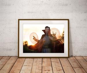 Doktor strange ver2 - plakat wymiar do wyboru: 80x60 cm