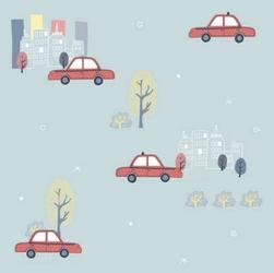Tapeta samochody auta taxi nd21109 sweet dreams