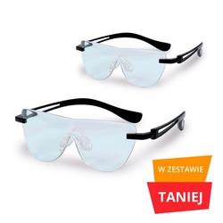 Crystal vision - okulary powiększające 2 szt.
