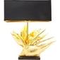 Kare design :: lampa stołowa tropikalny kwiat
