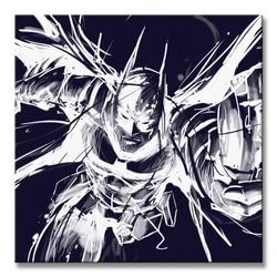 Batman arkham knight swing - obraz na płótnie