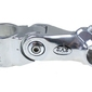 Wspornik kierownicy regulowany aluminiowy ahead 25,428,6 srebrny
