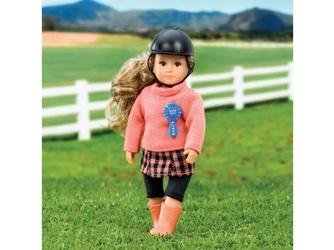 Felicia lalka dżokejka blondynka 15 cm