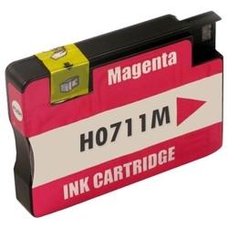 Tusz zamiennik 711 do hp cz131a purpurowy - darmowa dostawa w 24h