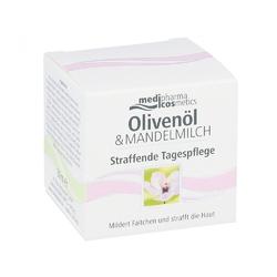 Olivenoel wygładzający krem migdałowooliwkowy na dzień