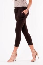 Spodnie alladyn - brązowy 48020-1