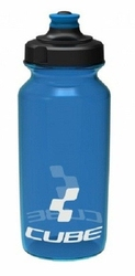 Bidon cube 13030-44 icon 0,5 l niebieski