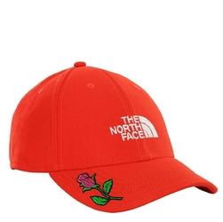 Czapka z daszkiem the north face 66 classic custom rose nf00cf8c15q-os - rose