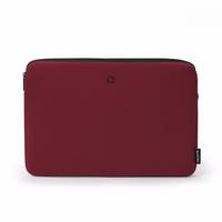 Dicota skin base 13-14.1 neoprenowa torba na notebooki czerwona