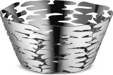 Koszyk barket 21 cm srebrny