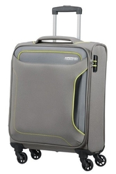 Walizka american tourister holiday heat spinner 55 cm - grey
