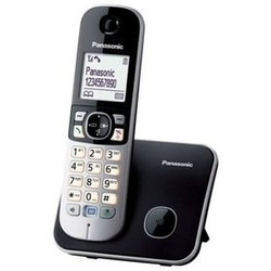 Panasonic kx-tg6811 dectblack