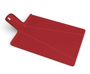 Składana deska l czerwona chop2pot joseph joseph