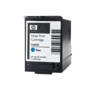 Wkład drukujący hp inkjet: niebieski standardowy