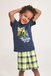 Piżama chłopięca cornette kids boy 78979 tractor  86-128