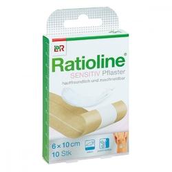 Ratioline sensitive 6cmx1m łatwy opatrunek na rany