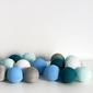 Girlanda świetlna cotton ball sea 20