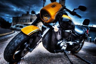 Fototapeta motor 938