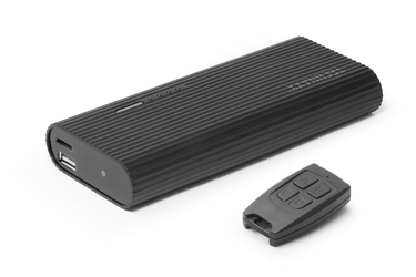 Technaxx deutschland gmbh  co. kg tx-92 power bank 6000mah z kamerą fullhd