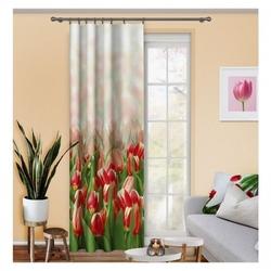 Zasłona tulipany 150 x 250 cm
