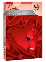 Bispol, erotic, podgrzewacze zapachowe, 6 sztuk