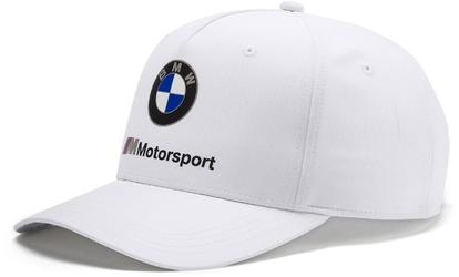 Czapka puma bmw m motorsport biała