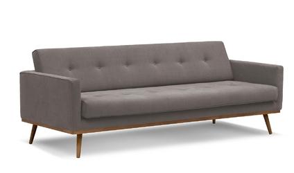 Sofa klematisar z funkcją spania 3-osobowa  colourwash sand
