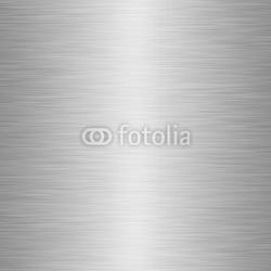 Board z aluminiowym obramowaniem olbrzymi arkusz szczotkowanej tekstury metalu