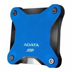 Adata dysk ssd external sd600q 240gb usb3.1 blue