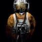 Star wars gwiezdne wojny rebel pilot - plakat premium wymiar do wyboru: 20x30 cm