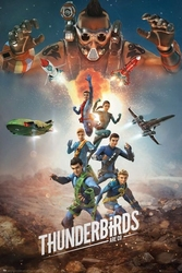 Thunderbirds are go - plakat