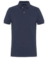 Męska koszulka polo profuomo indygo s