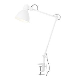 Its about romi :: lampa stołowa metalowa derby biała