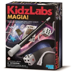Magia zestaw sztuczek magicznych