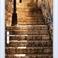 Fototapeta na drzwi schody 834