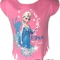 Koszulka frozen elsa queen and snow różowa 5 lat