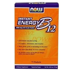 Now b-12 instant energy 2000mcg - 75pack