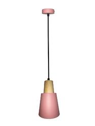 Lampa wisząca faro różowy