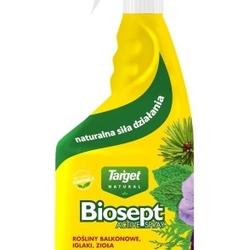 Biosept active spray – wyciąg z grejpfruta – 750 ml target