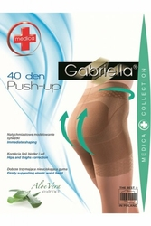 Gabriella 128 push up medica 40 den gazela rajstopy