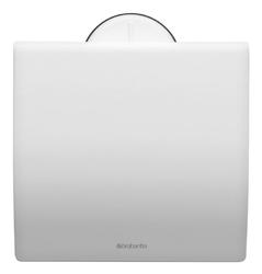 Uchwyt na papier toaletowy Profile biały