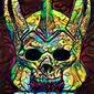 Psychoskulls, eredin, the witcher wiedźmin - plakat wymiar do wyboru: 60x80 cm