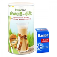 Zestaw formoline proszek 480 g + basica compact tabletki 120