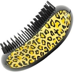 Fox detangling  szczotka do rozczesywania włosów, wzór panterka